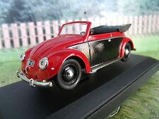 1/43 Vitesse (Portugal) VW open cabriolet  1949