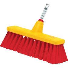WOLF GARTEN Multi-Change Yard Patio Broom Brush Garden Tools