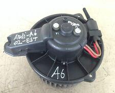 Audi A6 Blower Motor 2.5 TDI CVT Auto Estate Air Con Blower Fan 2002 0130111203