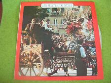 LP FLUTES DE SICILE- STOCHETTI- PETISI-1979