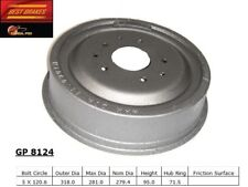 Brake Drum Front Best Brake GP8124