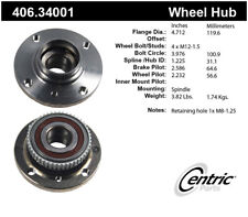 Wheel Bearing and Hub Assembly-Premium Hub Assemblies Front Centric 406.34001