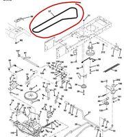 """Mountfield Emperor 21/"""" Tondeuse à Gazon courroie d/'entraînement MX842 MP83306 MP83307 MP83308"""