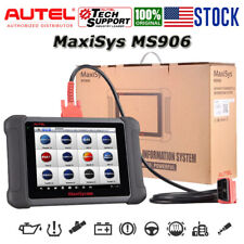 Autel MaxiSys MS906 as Launch X431 V Automotive OBD2 Diagnostic Scanner ScanPad