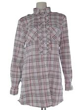 nara camicie blusa lunga donna manica lunga taglia 5 it 50 xxl