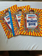 Where's Wally The Wonder Book