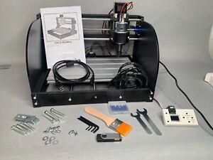 CNC3- 3018 Pro DIY Mini CNC  Engraving Machine New tested