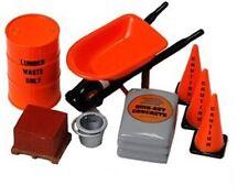 Item# HG16054 Construction Accessories (8 Piece Set)