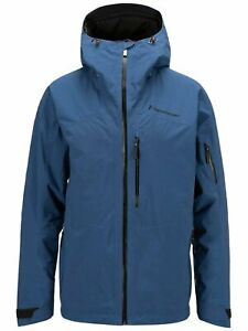 Peak Performance Heli Gravity Mens Gore-Tex Ski Snowboard Jacket Coat New RP£460
