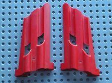 LEGO TECHNIC Red Technic Panel Fairing 3 & 4 ref 32188 32189 /Set 8436 8448 8279