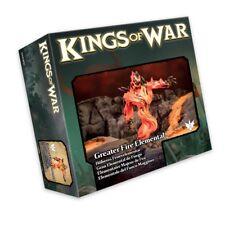 Mantic Games Kings of War NUOVO CON SCATOLA maggiore FUOCO ELEMENTALE mgkws 401