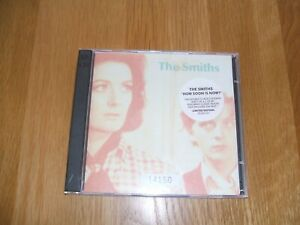 THE SMITHS HOW SOON IS NOW CD1 (1992 WEA 4 TRACK.NUMBERED) MORRISSEY