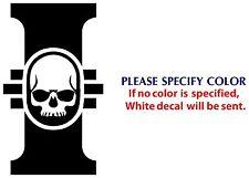 """Inquisitor Warhammer 40K Graphic Die Cut decal sticker Car Truck Boat Window 7"""""""