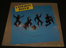 COMMON BOND Heaven Is Calling RARE vinyl LP FACTORY SEALED 1986 OUT OF PRINT