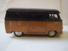 Sunnyside VW BUS Diecast 1:32 3VWS7 SS5403 BLUE/TAN-NO DESIGN-NO FRONT BUMPER(1)
