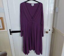 MASAI Dark Pink/Grey Stripped Dress