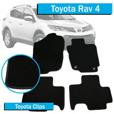 TO FIT: Toyota Rav 4 - (2013-Current) - Tailored Car Floor Mats