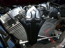 Horn Cover 4 Bagger Harley Baggers Touring Flh Fiber Road King Street Glide