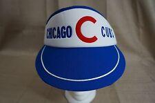 Vintage Chicago Cubs Snapback Visor