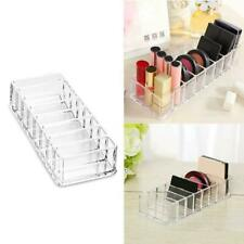 Acrylic Clear Make Up Cosmetic Box Case Storage Holders Organisers Beauty G J2K5