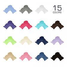 Multi Color V Shape / Tri / Boomerang Pillowcase 280TC Poly Cotton Free Post