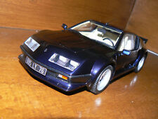 alpine a310 pack gt bleu 1/18 1:18 otto ottomobile ottomodels boxed