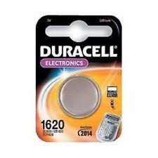 Piles jetables Duracell pour équipement audio et vidéo CR1620