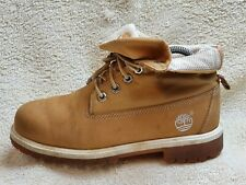 Timberland Walking Boots Leather Brown/White UK 5 EUR 38
