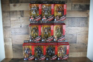 JUSTICE LEAGUE 2017 Mattel You Choose From 11 6 in. Figures BAF STEPPENWOLF