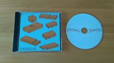 Stereolab Fab Four Suture 2006 UK CD Album Pure190CD Indie Electro Post Rock