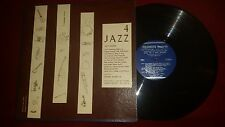 JAZZ VOL 4 JAZZ SINGERS FREDRICK  RAMSEY, Jr  1950s FOLKWAYS RECORDS FJ-2804