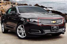 2014-2017 Chevrolet Impala Super Fine Mesh Grille Upper - E&G - 1126-010U-14