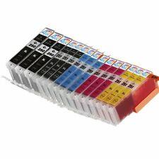 Lot de 15–Cartouches d'encre compatible pour CANON Pgi-250& CLI-251XL