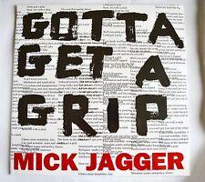 "Mick Jagger ~ Gotta Get A Grip ~ England Lost ~  NEW 12"" Vinyl Single ~ 2017"