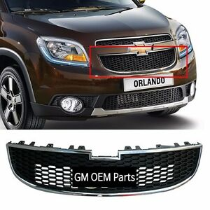 Front Radiator LOW Grille Genuine Parts For GM Chevrolet Orlando 2011+