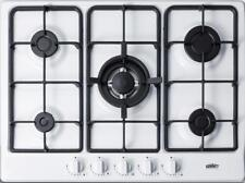 "Summit GC5271W 27 "" Gas Cooktop Built In 5 Sealed Burners In White"
