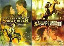 THE MAN FROM SNOWY RIVER 1 & II : NEW 2-DVD