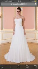 Sweetheart Gown 6009 Wedding Dress Size 14