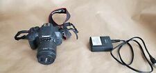 Canon Eos Rebel T5i / Eos 700D 18.0Mp Digital Slr Camera w Stock Lens