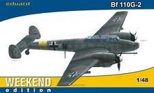 EDUARD 84140 Bf 110G-2 Heavy Fighter in 1:48