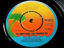 """RODS - DO ANYTHING YOU WANNA DO  7"""" VINYL"""