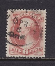159 VF+ used neat cancel with nice color cv $ 20 ! see pic !