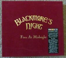 Blackmore's Night - Fires At Midnight CD with extras in Red Velvet Box