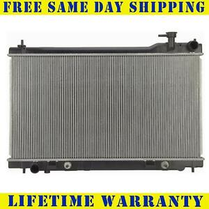 Radiator For 2003-2007 Infiniti G35 3.5L Lifetime Warranty Fast Free Shipping