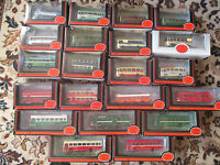 EFE Buses & Coaches Boxed - Models in excellent condition, stored in boxes