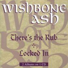 Wishbone Ash - There's The Rub / Locked (NEW CD)