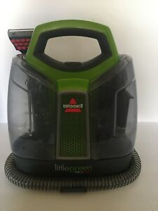 Bissell Little Green ProHeat Model 5207G Working
