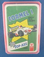 Quartett - Formel 1 - TOP ASS - Nr. 33547 - Auto Kartenspiel - NEU in Folie