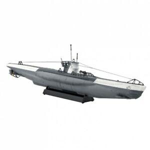 Revell Germany 1/350 German U-Boat Type VIIC Submarine RMG5093