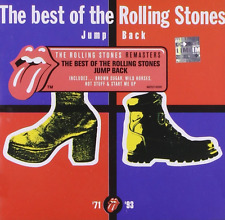Jump Back: The Best Of The Rolling Stones (1971 - 1993) [AUDIO CD, NEW]